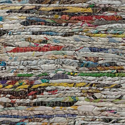 Recycled Magazines Photo: Weitzner